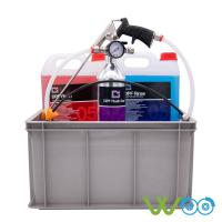 DPF Reinigungs Set Dieselpartikelfilter Katalysatoren Rußfilter Flush Kit