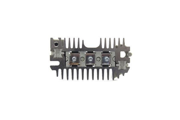 WOOSPA Gleichrichter, Generator