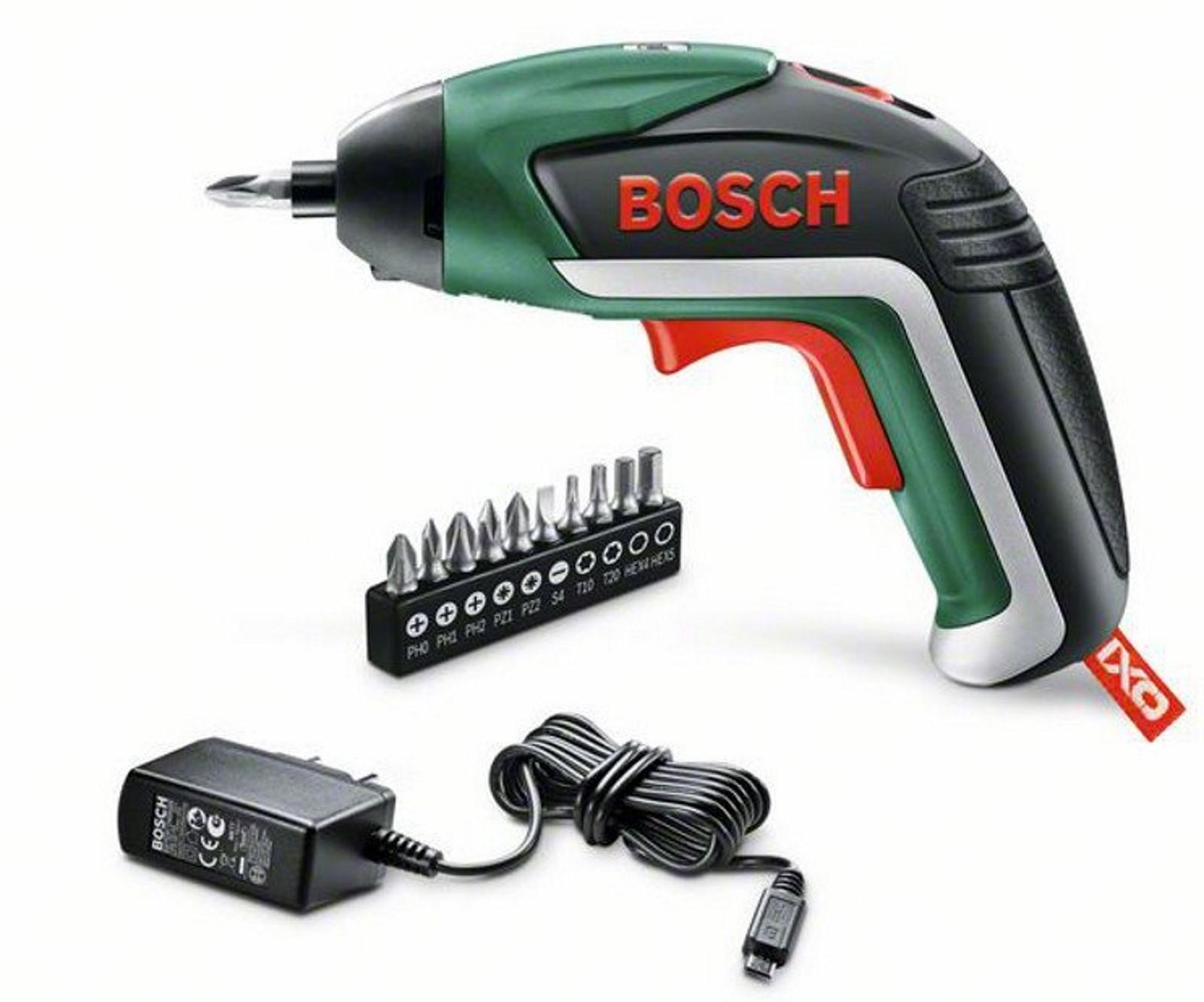 Bosch Akku-Schrauber Lithium- Ionen IXO
