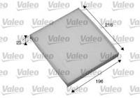 VALEO Filter, Innenraumluft
