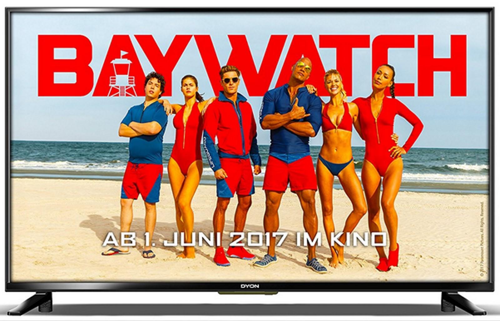 Dyon Enter 32pro 80 cm (31,5 Zoll) Fernseher (Triple Tuner, DVB-T2 H.265/HEVC) [Energieklasse A]
